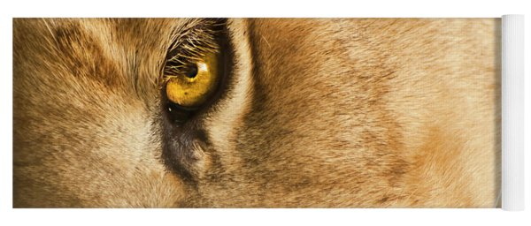 Your Lion Eye Yoga Mat