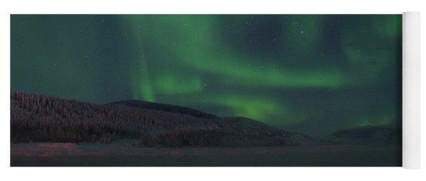 Yukon Norhern Lights 2 Yoga Mat