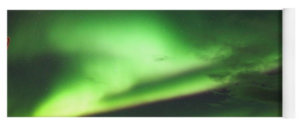 Yukon Norhern Lights P1 Yoga Mat