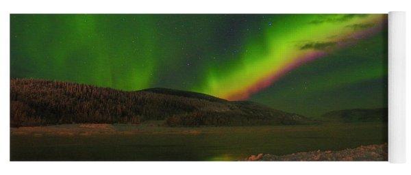 Yukon Norhern Lights P2 Yoga Mat