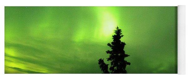 Yukon Norhern Lights P8 Yoga Mat