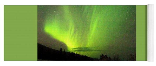 Yukon Northern Lights 1 Yoga Mat