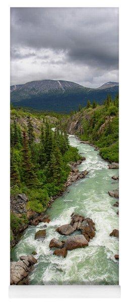 Yukon River Yoga Mat