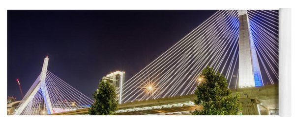 Zakim Bridge Yoga Mat