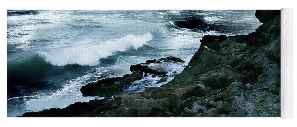 Zamas Beach #5 Yoga Mat