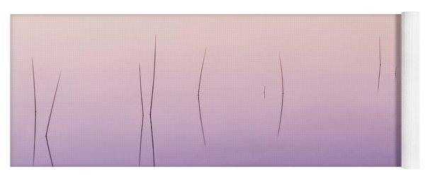 Zen Reeds  Yoga Mat