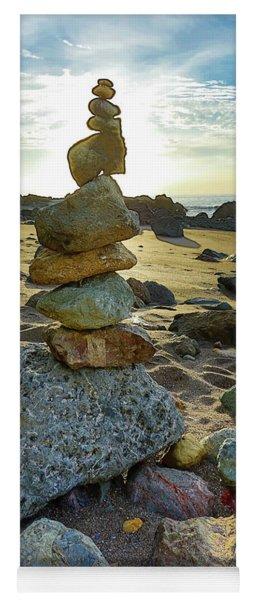Zen Rock Balance Yoga Mat