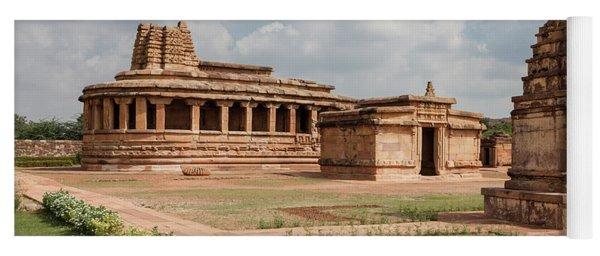 Aihole,durga Temple Yoga Mat