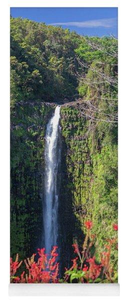 Akaka Falls Yoga Mat