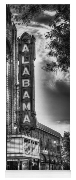 Alabama Theatre Yoga Mat