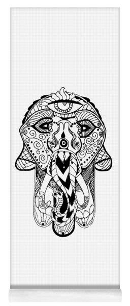 Artist Yoga Mat
