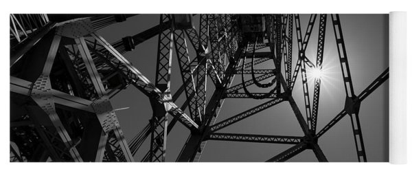 Bridge Tower Yoga Mat
