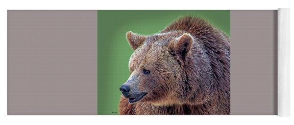 Brown Bear 5 Yoga Mat