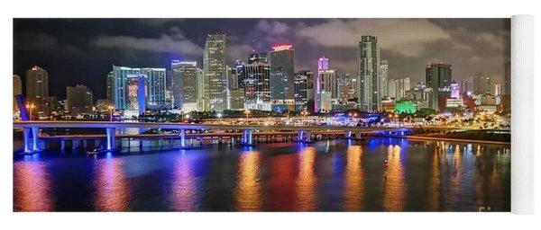 Caribbean Cruise On Msc Seaside - Visit Miami Yoga Mat