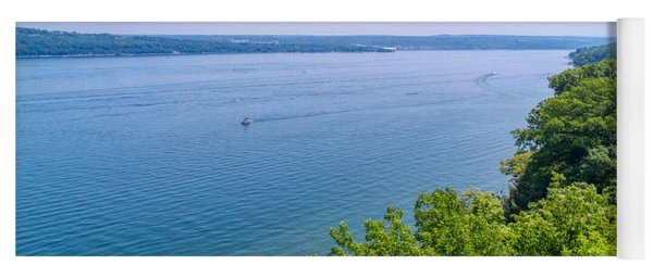 Cayuga Lake Yoga Mat
