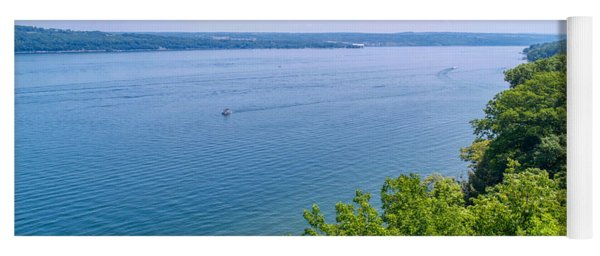Cayuga Lake Yoga Mat
