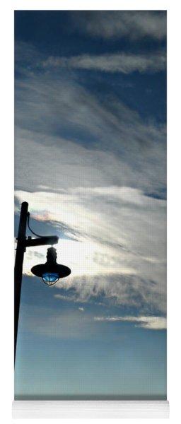 Collingwood's Clouds Yoga Mat