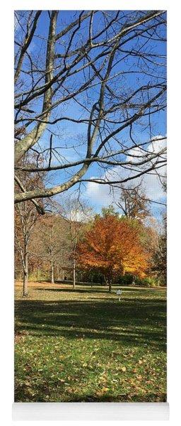 Fall Season  Yoga Mat
