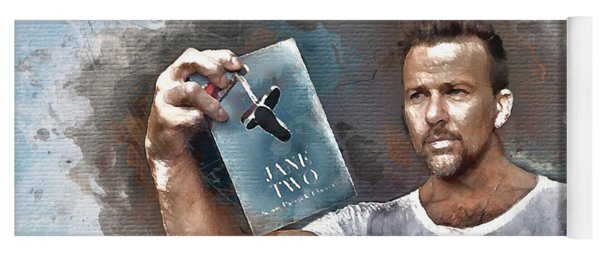 Flanery With Jane Two Yoga Mat