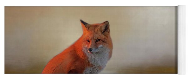 Foxy Yoga Mat