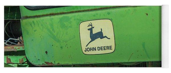 John Deere Yoga Mat