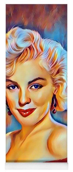 Lady  Monroe  Yoga Mat
