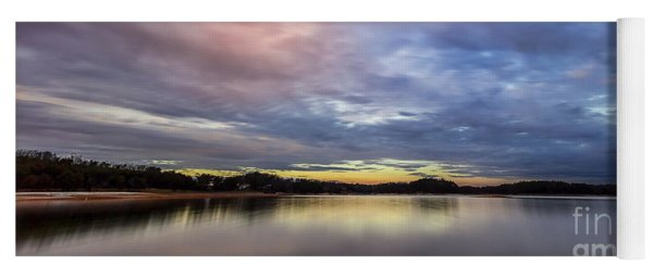 Lake Sidney Lanier Yoga Mat