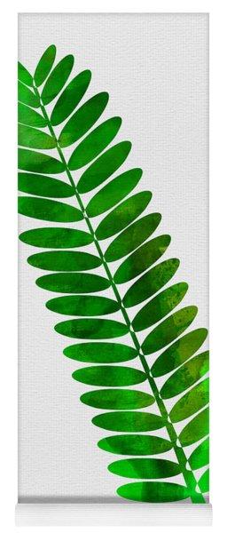 Leaf Branch Yoga Mat