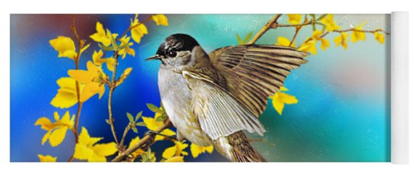 Little Sparrow Yoga Mat