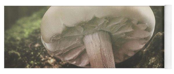 Look At The Mushroom Yoga Mat