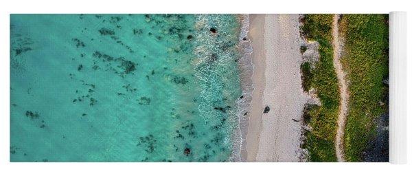 Makalawena Beach Yoga Mat