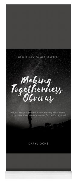Making Togetherness Obvious Yoga Mat