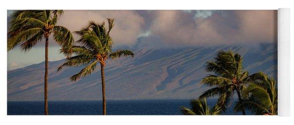 Maui Palms Yoga Mat