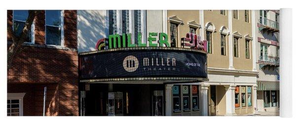 Miller Theater Augusta Ga Yoga Mat