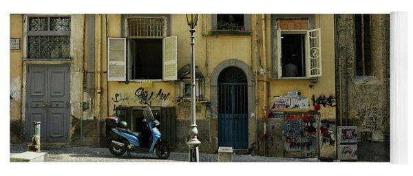 Naples Italy Yoga Mat
