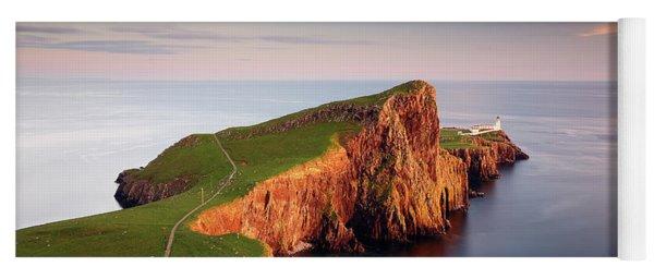 Neist Point Sunset - Isle Of Skye Yoga Mat