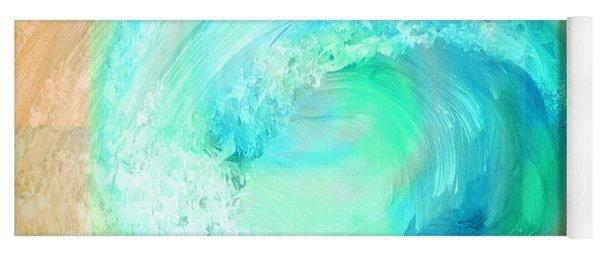 Ocean Earth Yoga Mat
