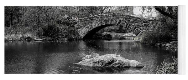Park Bridge Yoga Mat