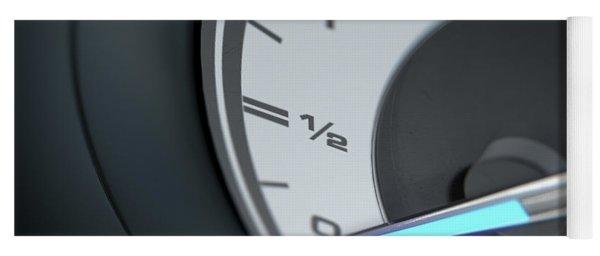 Petrol Gage Full Yoga Mat