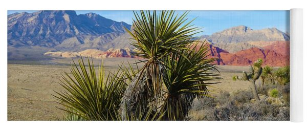 Red Rock Canyon National Conservation Area Yoga Mat