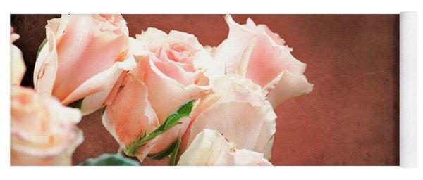 Roses Bouquet Yoga Mat