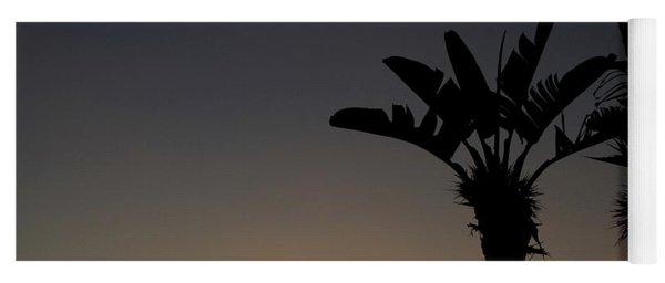 San Clemente Sunset Yoga Mat