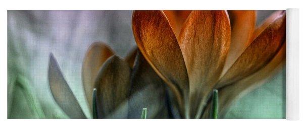 Spring Blossom Yoga Mat