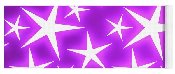 Star Burst 2 Yoga Mat