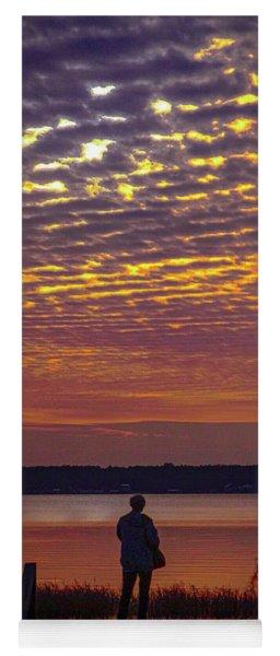 Starke Sunset Yoga Mat