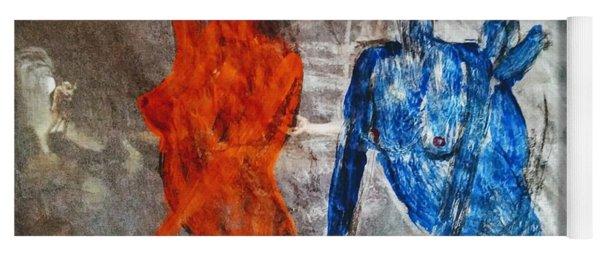 The Immolation Yoga Mat