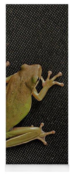 Tree Frog Yoga Mat