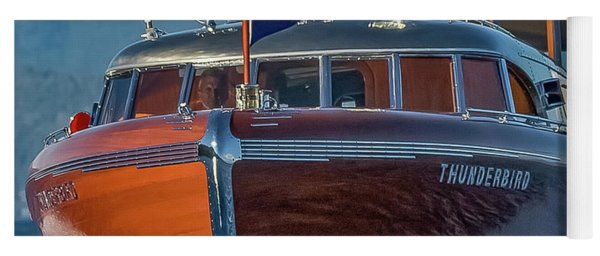Thunderbird Yacht Yoga Mat