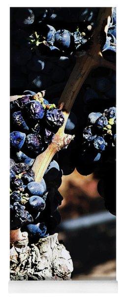 122918 Wine On The Vine Yoga Mat