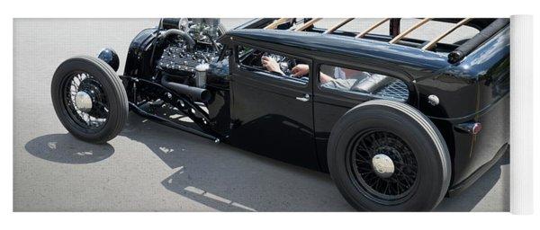 1929 Ford Low Street Rod Yoga Mat
